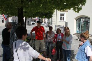 Verena Schmidt-Völlmecke berichtet zur Wohnraumsituation in Holzkirchen