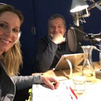 Verena Schmidt-Völlmecke beim Bayerischen Rundfunk